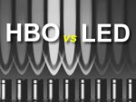 Lordil sources pour microscope HBO vs LED